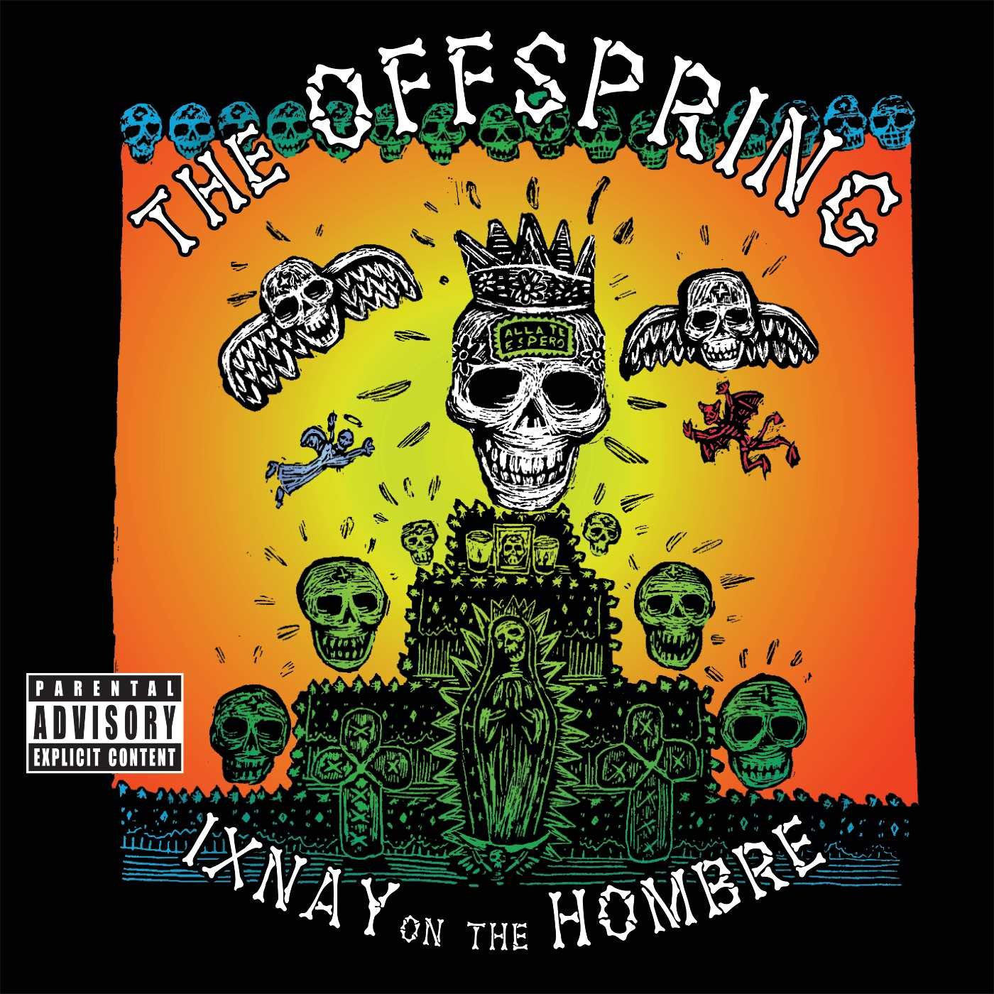 IXNAY BAIXAR OFFSPRING CD HOMBRE ON THE