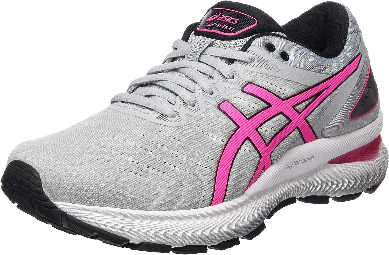 ASICS Gel-Nimbus 22, Sneaker para Mujer: Amazon.es: Zapatos y complementos