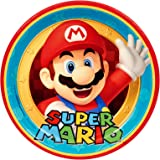 Super Mario Party Birthday Supplies 48 Pack Lunch Plates
