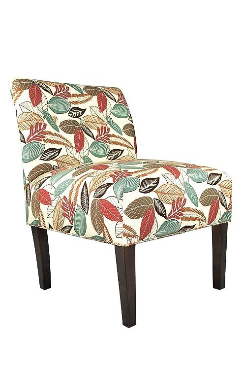 Amazon.com: MJL diseños de mobiliario Follaje Coral Samantha ...