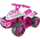 Teamsterz 1437137 Volt Battery OP Quad Bike, Pink