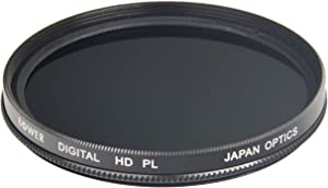 Bower FPC58 Digital High-Definition 58mm Polarizer Filter,Black