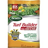 Scotts Turf Builder WinterGuard Fall Weed and Feed 3, 15,000 sq. ft.