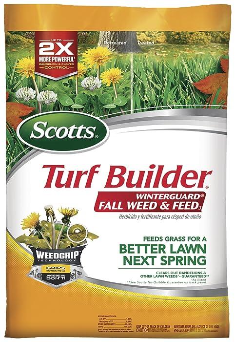 The Best Scotts Garden Feed