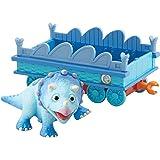 Tomy Dino Train - LC53004MP - Figurine - Franck et son Wagon