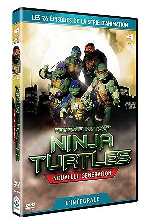 Les Tortues Ninja : La Nouvelle Génération - Lintégrale de ...