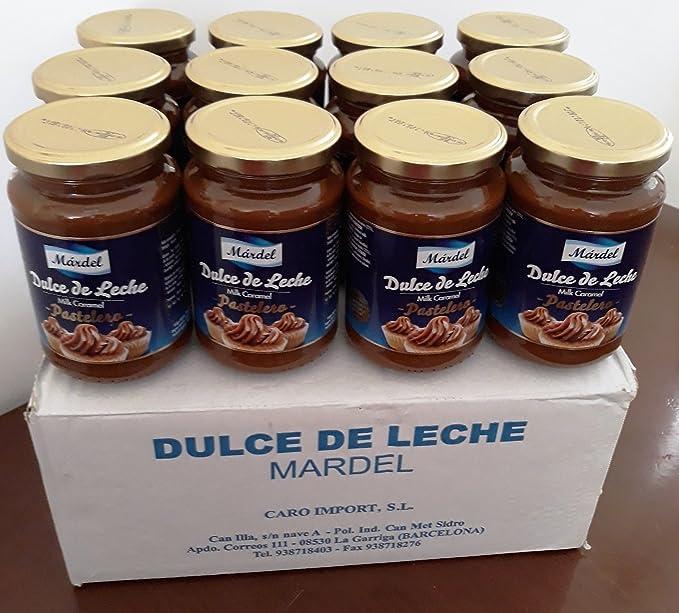 Dulce De Leche Pastelero Mardel 450G