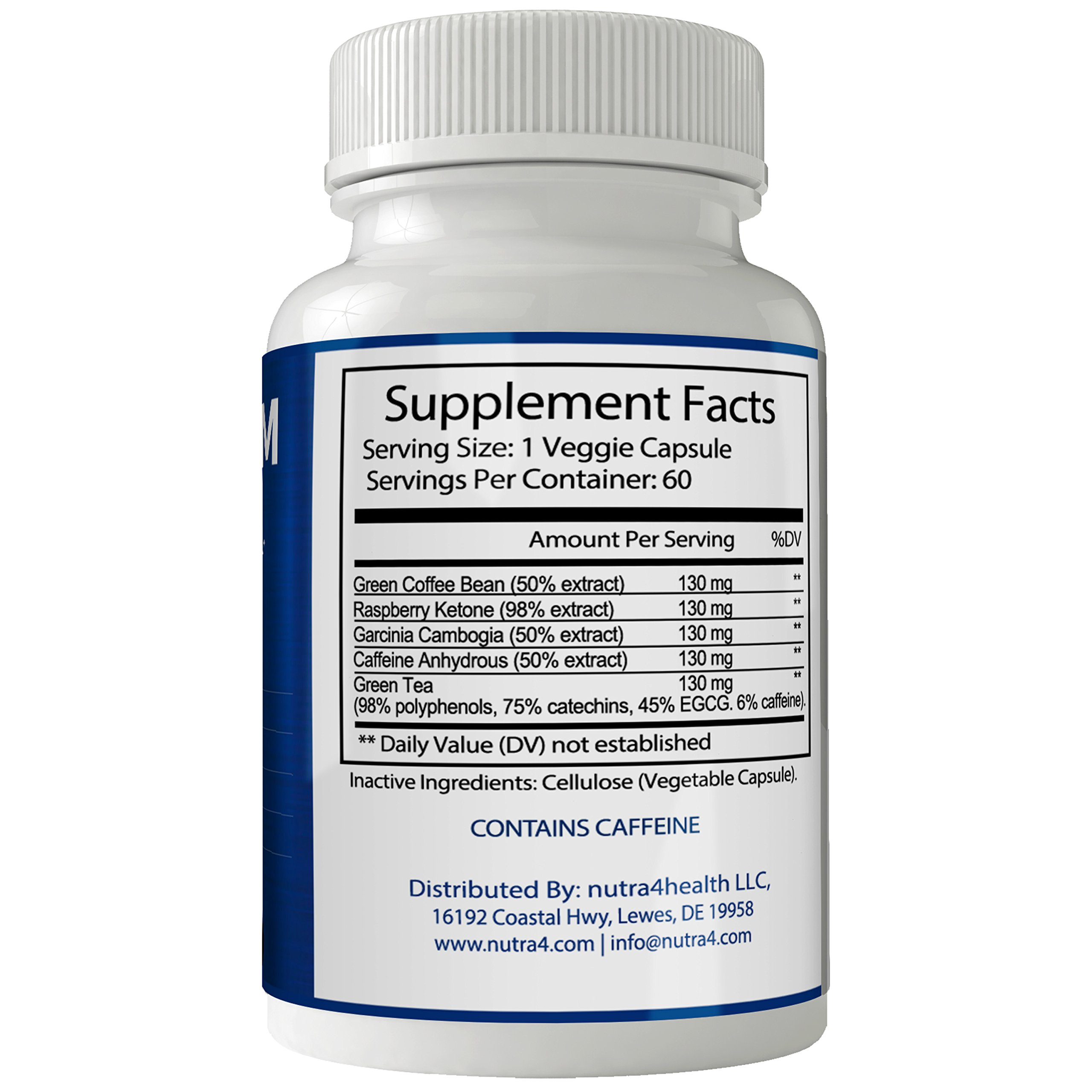 Keto Trim Advanced Weight Loss Supplement, Extreme Weightloss Lean Fat Burner | Advanced Thermogenic Fat Loss Formula Pills for Women Men Natural Weight Loss Pastillas Original by nutra4health Brand … by nutra4health LLC (Image #2)