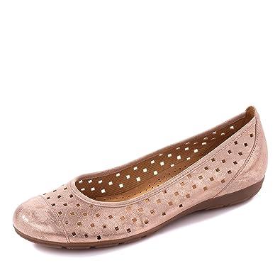 7a5afb0aec02e Gabor 44.169 Women's Ballet Flats Size: 9.5 UK: Amazon.co.uk: Shoes ...