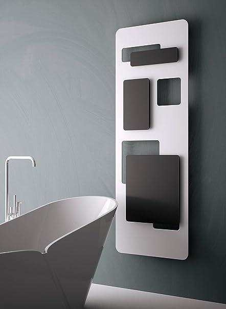 """dafnedesign. com – Radiador hidráulico diseño """"Mondrian ID Size Color 1800 X"""