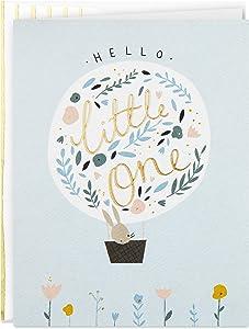 Hallmark Good Mail Baby Shower Card (Hello Little One)