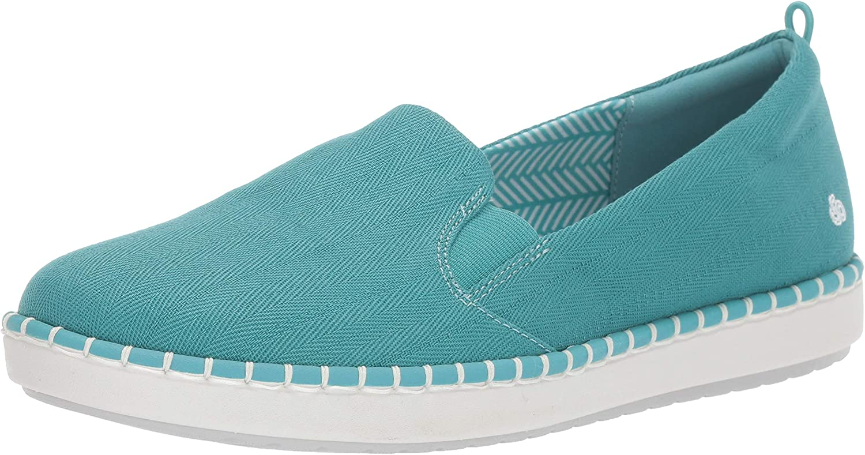 Step Glow Slip Loafer Flat
