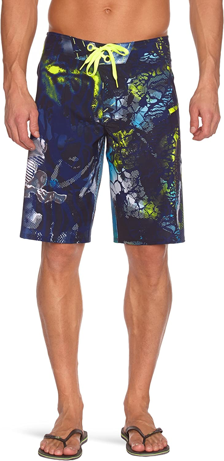 suge Blue Whales Mens Beach Board Shorts for Mens Swimming Trunks