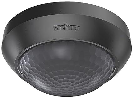 Detector de movimiento Steinel Is 360-3 2000 W con relé, sensor PIR 360