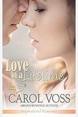 Love of a Lifetime: Inspirational Romance (Noah's Crossing Book 3) Kindle Edition