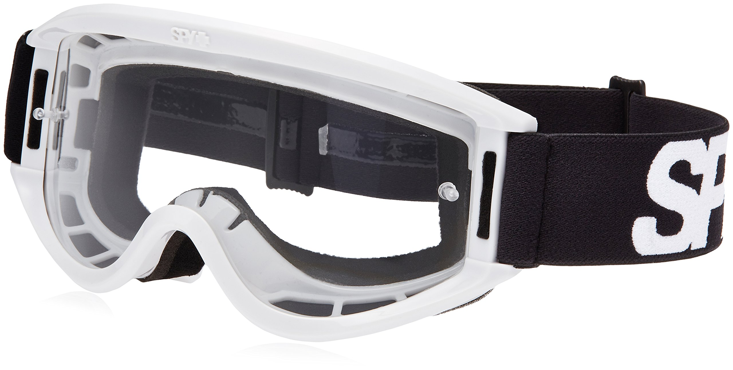 SPY Optic Breakaway Motocross Goggles | Midsize Perfect for All Face Sizes