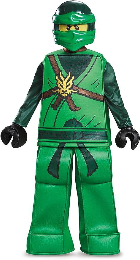 Lloyd Prestige Ninjago Lego Costume, Small/4-6