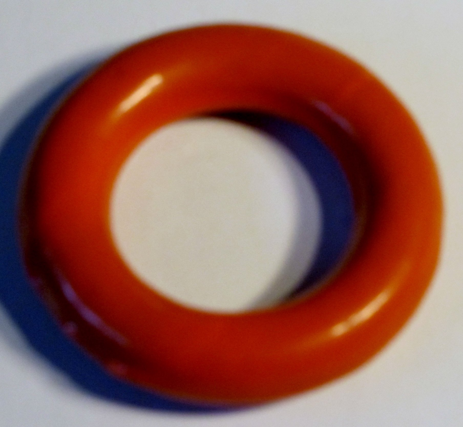 PVC Donut Ring, 56mm, Heavy Weight for Lab Water Bath Flask Stabilization by CB