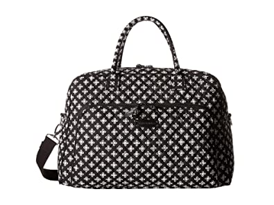 Image Unavailable. Image not available for. Color  Vera Bradley Luggage  Women s Weekender Mini Concerto ... a5671a60e62f6