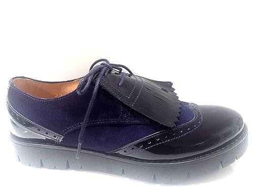 d121f1ee4c9 Zapatos Charol Mujer DAR-2 Pearl -30356-  Amazon.es  Zapatos y complementos
