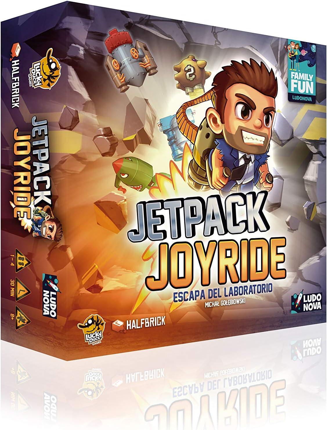 #Juegodemesa Jetpack Joyride por 12,99€ + gastos de envío