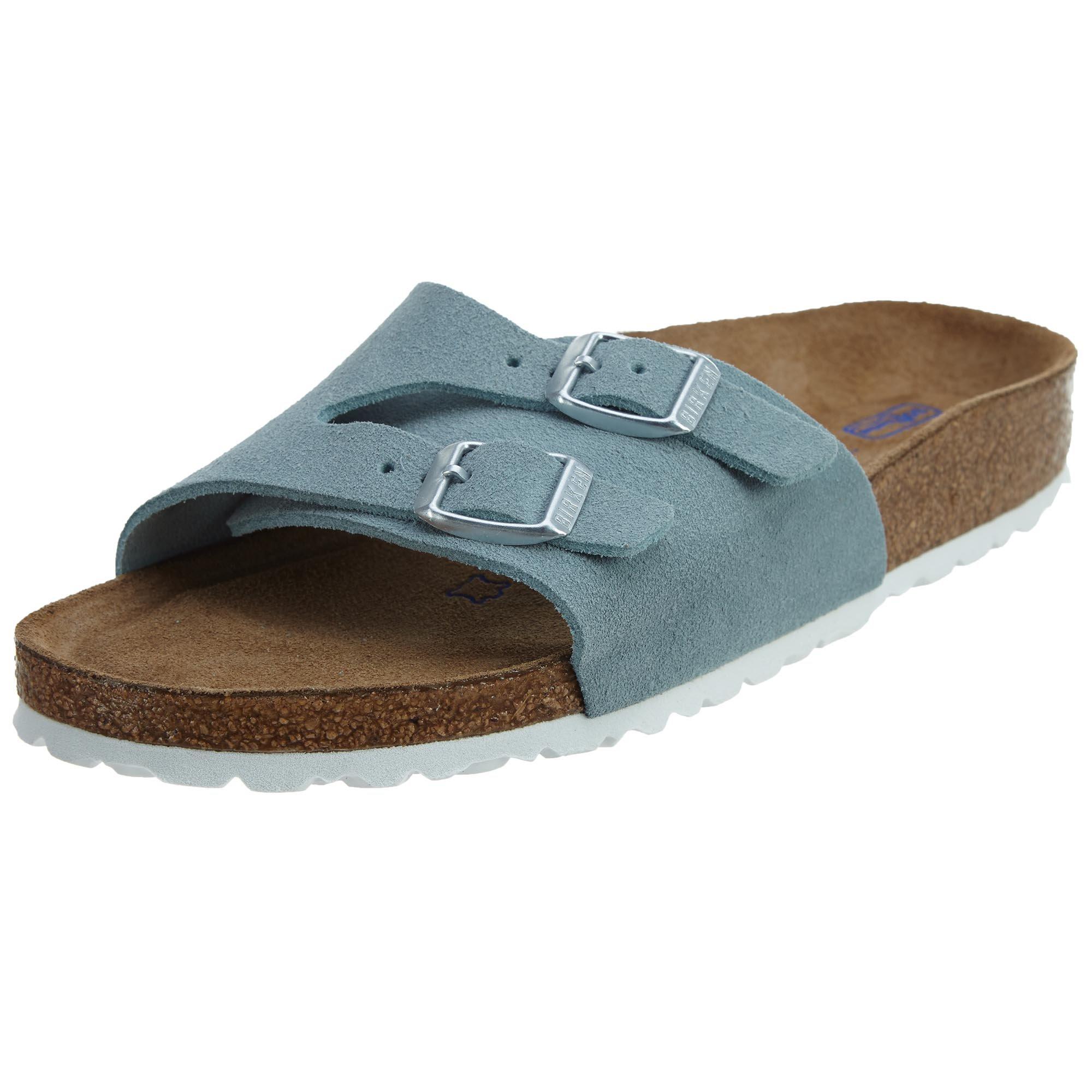 Birkenstock Vaduz Sandal Womens Style: 1005142-Blue NARROW-39 (8 Size: 39 (8-8.5)
