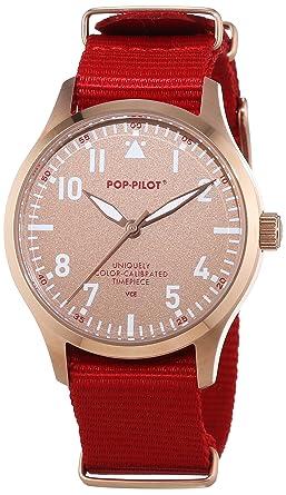 Quarz Vce Analog Smart Pilot Watch Unisex Armbanduhr Pop Armband Mit Stoff N8nwm0