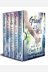 Grant Us Grace Box Set: Books 1 - 5 (Elizabeth Maddrey Box Sets) Kindle Edition