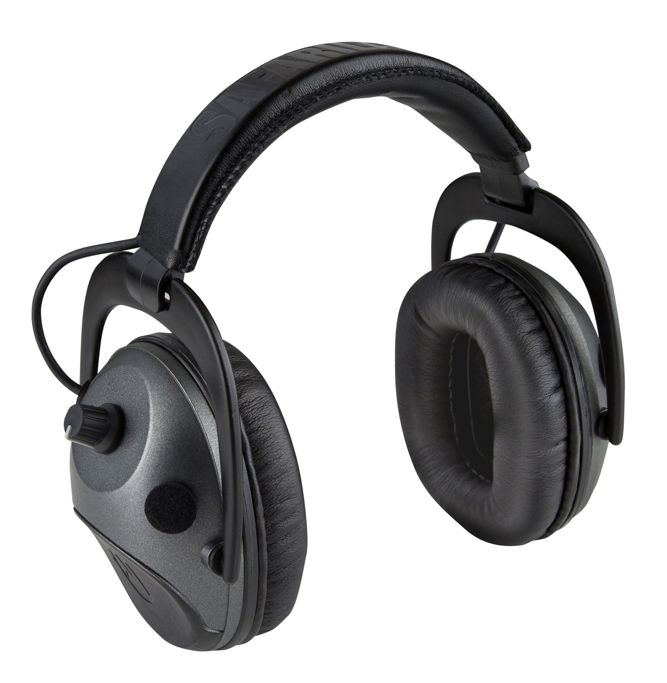 Safariland Electronic Hearing Protection, Dark Grey, One Size by Safariland