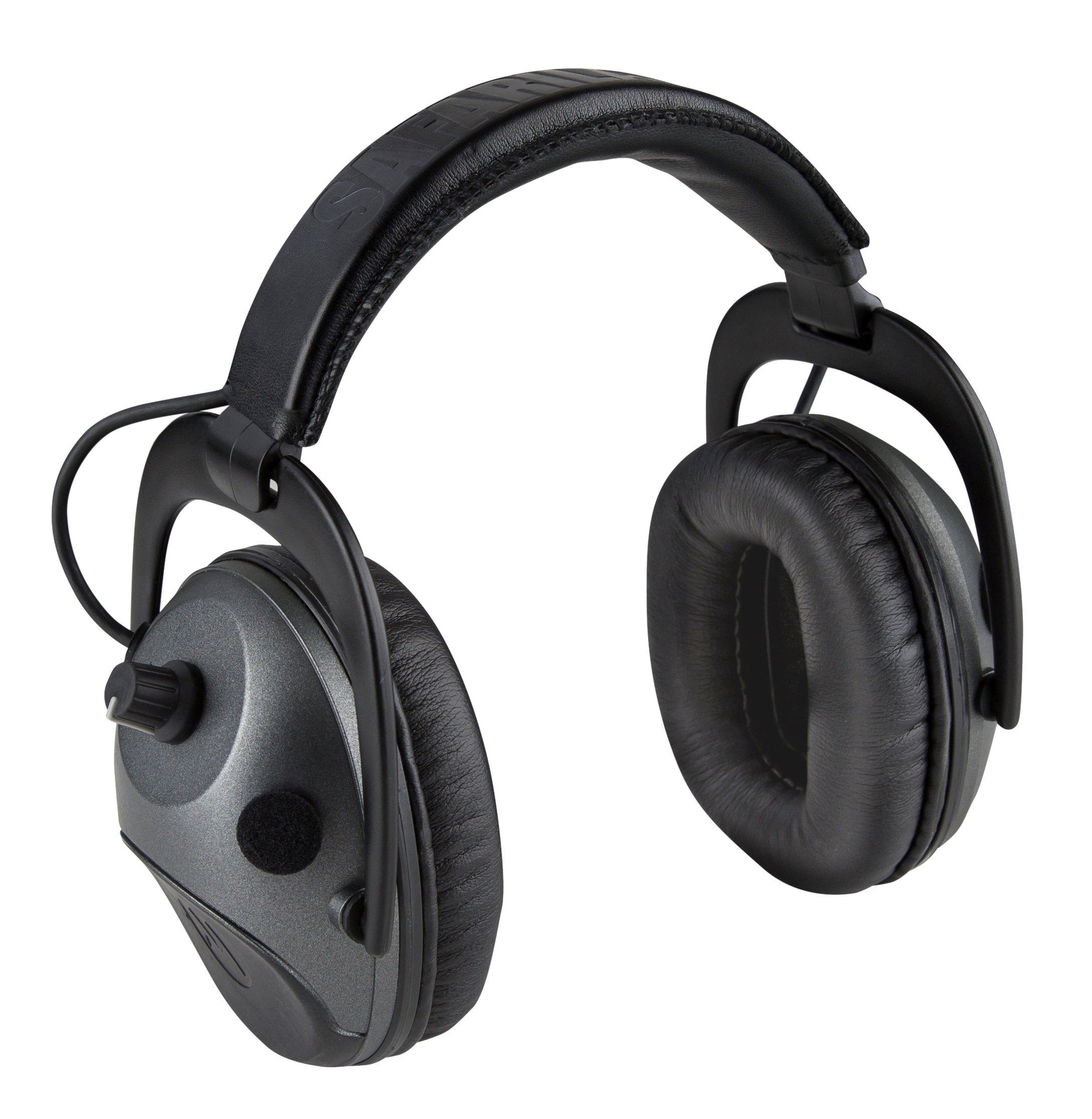 Safariland Electronic Hearing Protection, Dark Grey, One Size