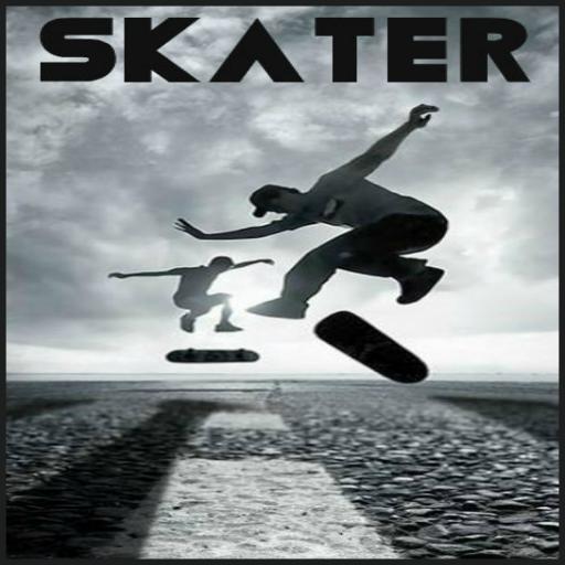 Skater from Nara2015