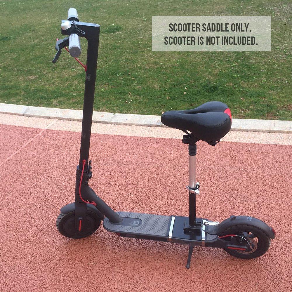 Lixada Sillín de skate eléctrico para scooter Xiaomi Mijia ...