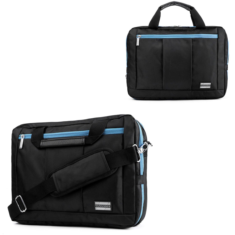 ede70f5c7804 Amazon.com: 13.3Inch Laptop Messenger Bag Shoulder Bag Carrying Case ...