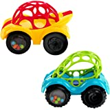 O Ball Rattle and Roll Car Assorted Colors & Styles