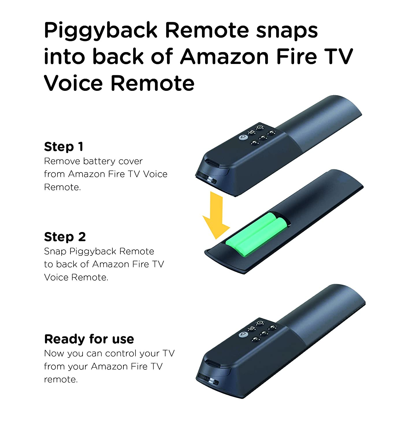 How to program amazon fire stick remote