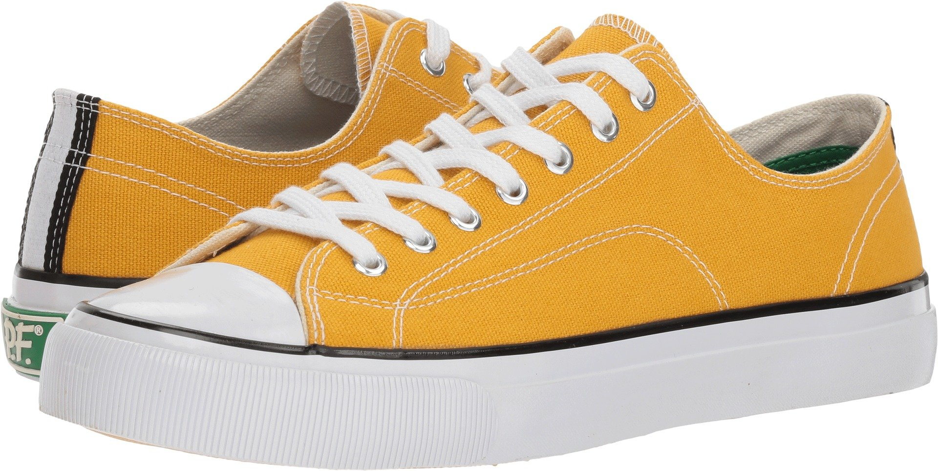 PF Flyers Men's All American Lo Gold Rush 10.5 D US