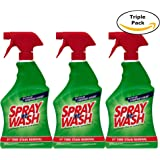Triple Pack Spray n Wash Laundry Stain Remover, 22 Fl Oz, Pack 3, Total 66 Fl. Oz