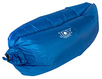 Chair Lazy Self Inflating Air Bag Beach Garden Wind Air Mattress Inflatable  Flip Out Sofa