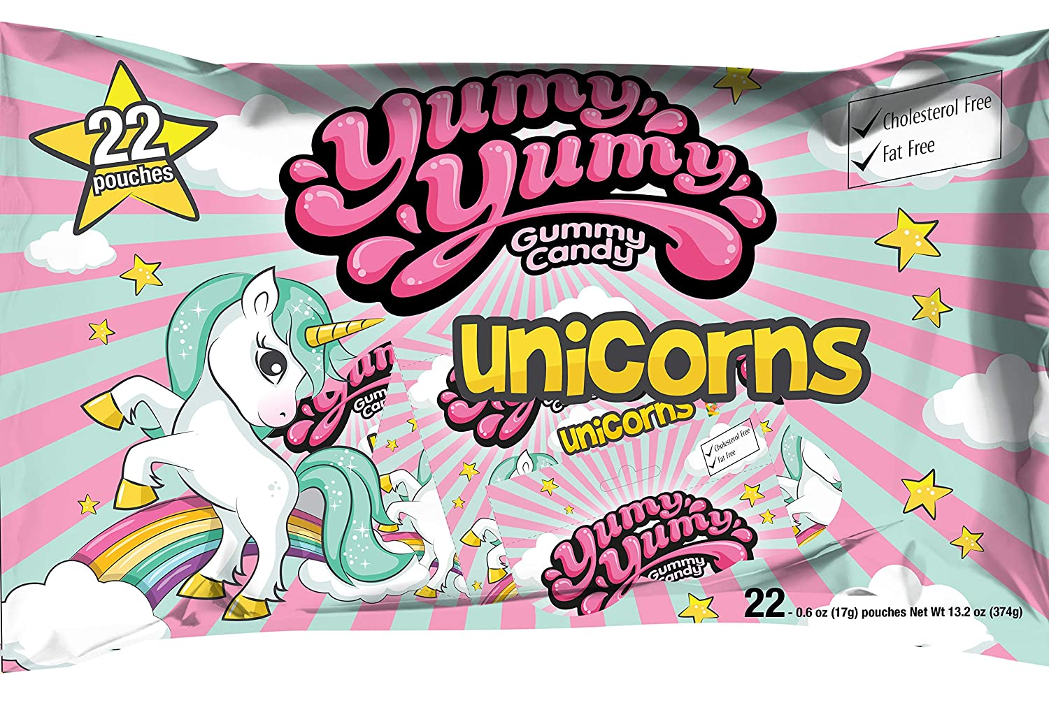 Unicorn Gummy Candy