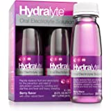 Hydralyte - Oral Electrolyte Solution, Ready to Drink Hydration Formula (Berry, 4-Pack)