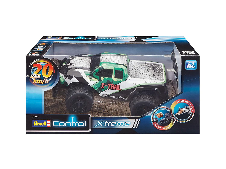 Revell Control X-Treme 24813 Plutonium 25km/h ferngesteuertes Auto 2.4 GHz Akku Elektrisches Spielzeug
