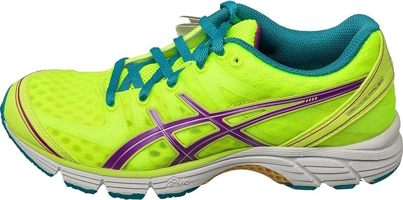 ASICS Gel DS Racer 9 Running Shoes neon