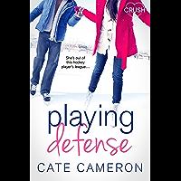 Playing Defense (Corrigan Falls Raiders Book 2) (English Edition)
