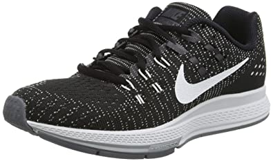 buy online b3410 4b794 Nike Women s Air Zoom Structure 19 Trail Running Shoes, (Black White Dark