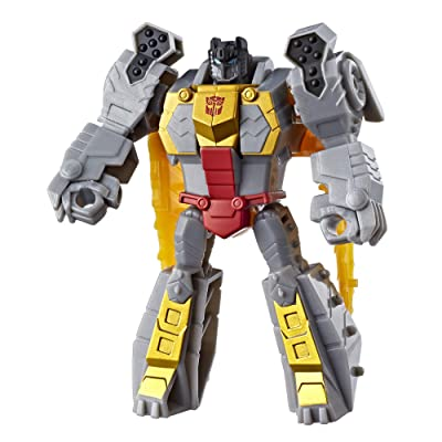 Transformers Cyberverse Scout Class Grimlock: Toys & Games