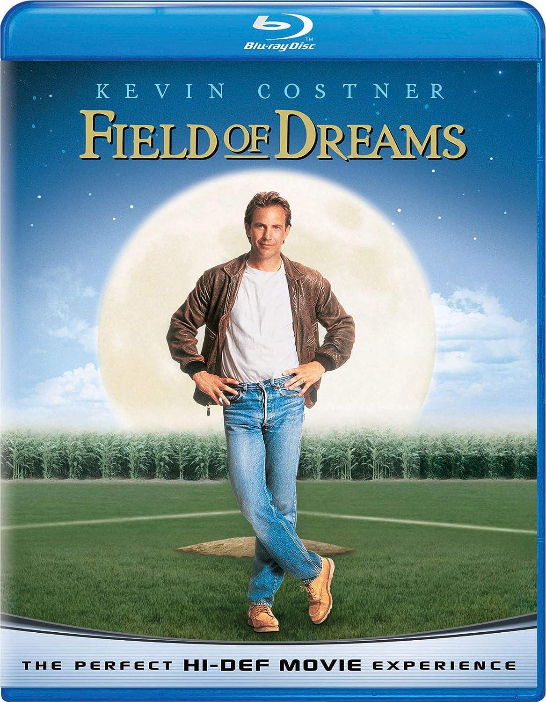 Field of Dreams [Blu-ray] Kevin Costner Amy Madigan James Earl Jones Burt Lancaster