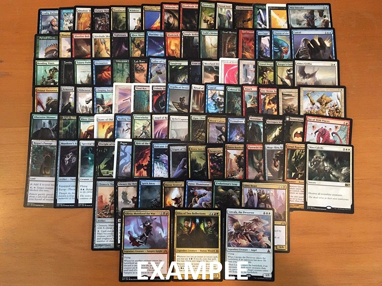 Tons of Fun EDH See Description MTG Deck!!! Commander Draft Pack