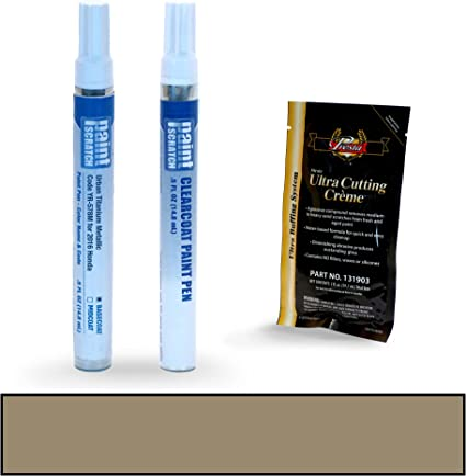 Genuine OEM Honda Touch Up Paint Pen YR-578M Urban Titanium Metallic