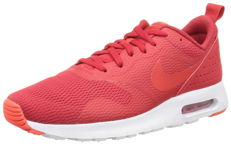 Bella vista Nike Uomo Air Max Tavas Scarpe da corsa Rosso/Bianco/Bright Crimson