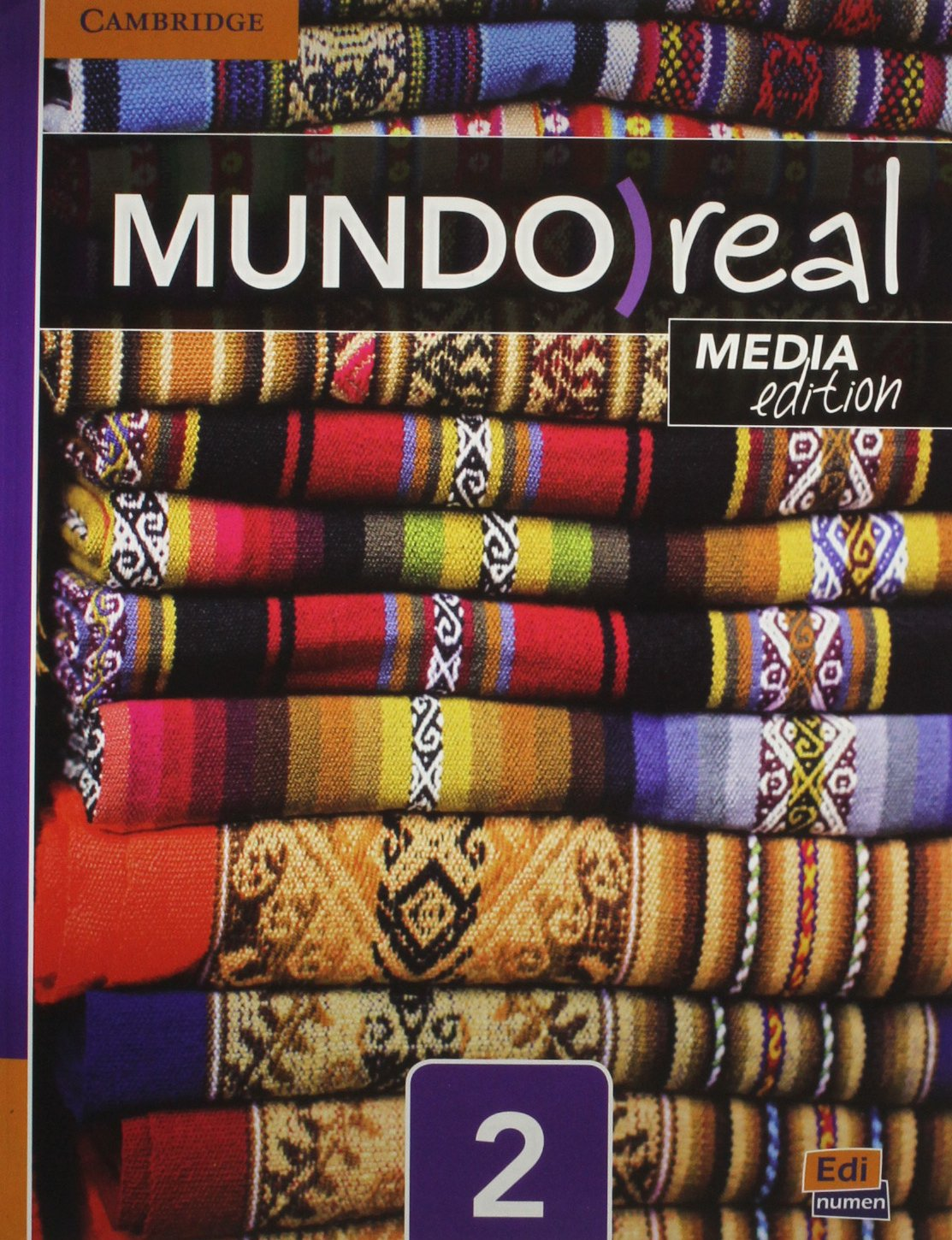 Amazon.com: Mundo Real Media Edition Level 2 Value Pack (Student's ...